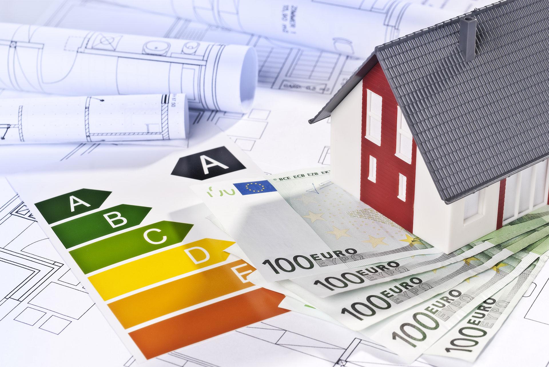 Kosten sparen durch eine Energieberatung